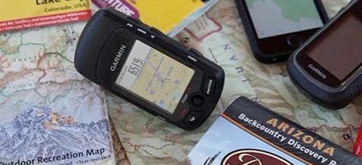 TREINAMENTO DE NAVEGAÇÃO TERRESTRE E GPS