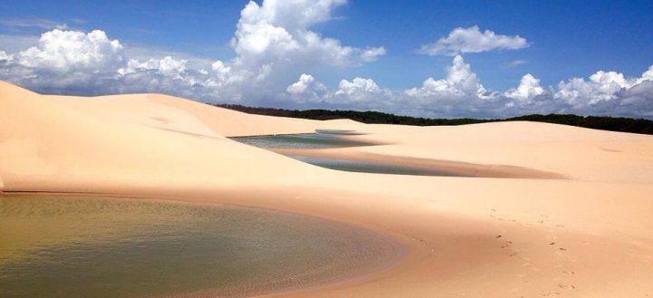 EXPEDIÇÃO BRASIL CENTRAL E LENÇÓIS MARANHENSES