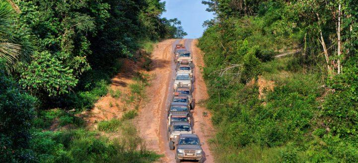 EXPEDIÇÃO AMAZÔNIA 4×4