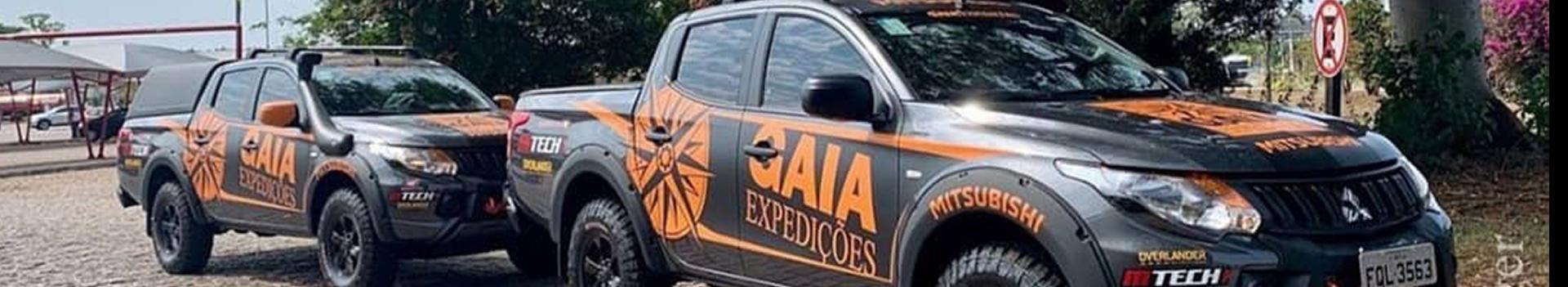 Gaia Expedições - Veículos