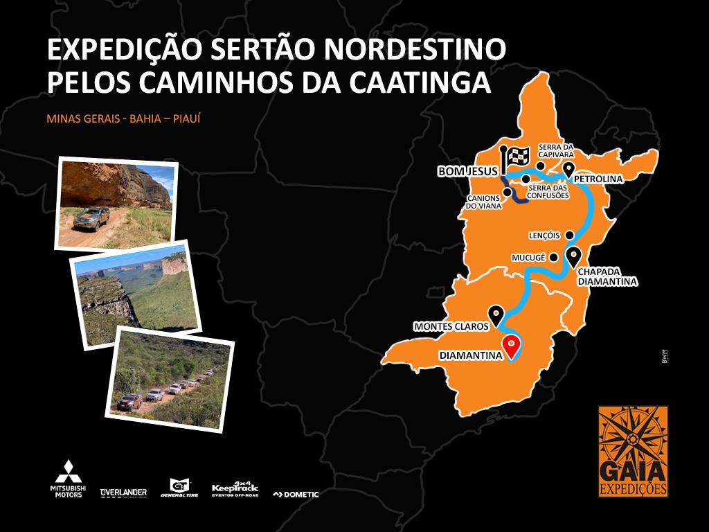 Expedição Sertão Nordestino